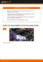 Workshop manual for PEUGEOT 208 online