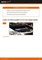 When to change Oil Filter on TOYOTA AURIS (NRE15_, ZZE15_, ADE15_, ZRE15_, NDE15_): pdf manual