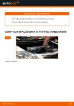 Spark Plug changing on TOYOTA AURIS: online tutorial