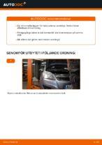 Bilmekanikers rekommendationer om att byta OPEL Zafira b a05 1.8 (M75) Hjullager