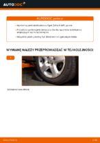 Kiedy wymienić Drążek wspornik stabilizator OPEL ZAFIRA B (A05): pdf poradnik