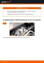 Jak wymienić przedni zacisk hamulcowy w Opel Zafira B A05