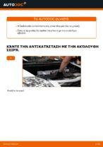 Οι συστάσεις του μηχανικού αυτοκινήτου για την αντικατάσταση TOYOTA Toyota Auris e15 2.0 D-4D (ADE150_) Τακάκια Φρένων