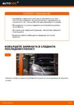 Как се сменя и регулират Комплект спирачни дискове на OPEL ZAFIRA: pdf ръководство