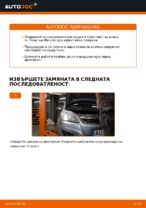 Подмяна на Спирачни Накладки OPEL ZAFIRA: техническо ръководство