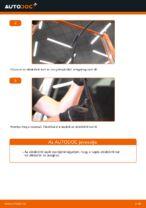 Autószerelői ajánlások - OPEL Zafira b a05 1.8 (M75) Hosszbordás szíj csere