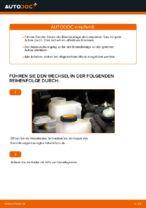 TOYOTA AURIS (NRE15_, ZZE15_, ADE15_, ZRE15_, NDE15_) Motorhalter: Online-Handbuch zum Selbstwechsel