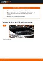 Hur man byter ut ett fjäderben fram på Toyota Auris E15