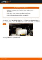 TOYOTA huolto - käsikirja pdf