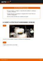 TOYOTA kezelési útmutató pdf