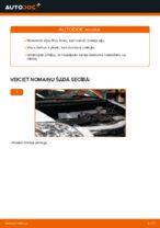 Automehāniķu ieteikumi TOYOTA Toyota Auris e15 2.0 D-4D (ADE150_) Amortizators nomaiņai