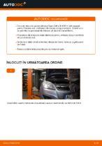 Cum înlocuim discurile de frână spate pe Opel Zafira B A05