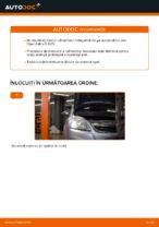 Cum se înlocuiește rulmentul butucului roții din față a autovehiculului Opel Zafira B A05