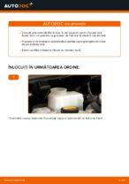 Cum se înlocuiesc și se ajustează Placute Frana TOYOTA AURIS: manual pdf