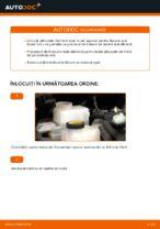 Schimbare Placute Frana TOYOTA AURIS: pdf gratuit