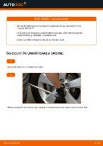 Cum se înlocuiește rulmentul butucului roții din spate a autovehiculului Toyota Auris E15