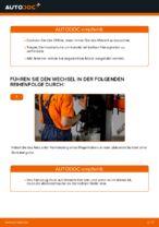 Ölfilter wechseln NISSAN X-TRAIL: Werkstatthandbuch
