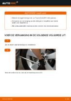 Wiellagerset veranderen TOYOTA AURIS: gratis pdf