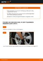 Schritt-für-Schritt-Anweisung zur Reparatur für Toyota Auris Kombi