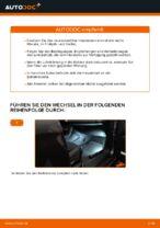 PDF-Tutorial zur Wartung für BRAVA
