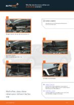PDF Reparatur Tutorial von Ersatzteile: AUDI A6 Limousine (4B2, C5)