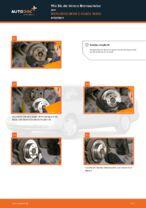TEXTAR 92105905 für C-Klasse Limousine (W202) | PDF Handbuch zum Wechsel