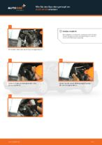 AUDI A4 (8D2, B5) Spurstangenkopf wechseln : Anleitung pdf