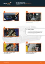 Schraubenfeder vorne links rechts austauschen: Online-Anleitung für OPEL ASTRA