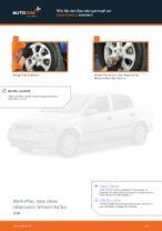 Montage Zentralverriegelung Motor OPEL ASTRA G Hatchback (F48_, F08_) - Schritt für Schritt Anleitung