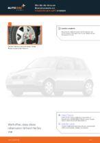 PDF Wechsel Anleitung: Bremstrommel VW hinten und vorne