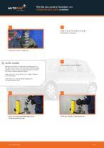 Wie Achslager beim Skoda Felicia Pickup wechseln - Handbuch online