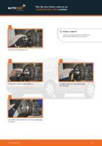 Wie Stoßdämpferlager hinten und vorne beim VW LUPO (6X1, 6E1) wechseln - Handbuch online