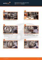 CITROËN C3 I (FC_) Halter, Stabilisatorlagerung wechseln : Anleitung pdf