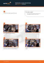 PDF Wechsel Anleitung: Bremsklötze CITROËN C3 I Schrägheck (FC_, FN_) hinten + vorne