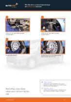 Wie Scheinwerfer Set Bi Xenon und Halogen beim PORSCHE 924 wechseln - Handbuch online