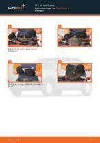 Tipps von Automechanikern zum Wechsel von OPEL Opel Corsa S93 1.2 i 16V (F08, F68, M68) Domlager