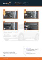 Tipps von Automechanikern zum Wechsel von SUZUKI SUZUKI SWIFT III (MZ, EZ) 1.3 DDiS (RS 413D) Radlager
