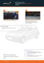 Tipps von Automechanikern zum Wechsel von NISSAN Nissan Micra k11 1.3 i 16V Bremsbeläge