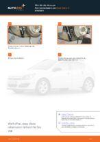 Ausführliche Auto-Reparaturanweisung für hinten + vorne Fahrwerksfedern OPEL