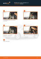 Schritt-für-Schritt-PDF-Tutorial zum Nummernschildbeleuchtung-Austausch beim VW T4 Transporter