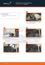 SKODA Motorölfilter auto ersatz wechseln - Online-Handbuch PDF