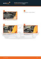 SKODA OCTAVIA (1U2) Bremsbeläge für Trommelbremsen ersetzen - Tipps und Tricks