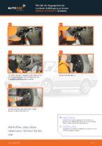 Motorlager wechseln SKODA OCTAVIA: Werkstatthandbuch