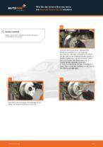 Auswechseln Bremsscheibe HYUNDAI SANTA FE: PDF kostenlos