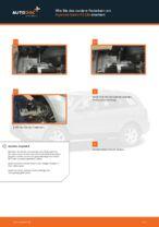 HYUNDAI SANTA FÉ II (CM) Bremssattel wechseln rechts und links: Anleitung pdf