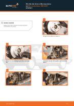 Schritt-für-Schritt-PDF-Tutorial zum Luftmassenmesser-Austausch beim MERCEDES-BENZ 190 (W201)