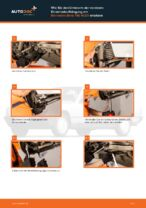 Lenker Radaufhängung unten vorne/hinten austauschen: Online-Anleitung für MERCEDES-BENZ 190