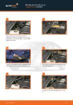 Reparatur- und Wartungsanleitung für Toyota Prius NHW11