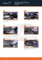 Montage Stoßdämpfer Satz TOYOTA PRIUS Hatchback (NHW20_) - Schritt für Schritt Anleitung