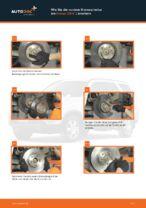 DIY-Leitfaden zum Wechsel von Getriebelagerung beim HONDA CR-V II (RD_)